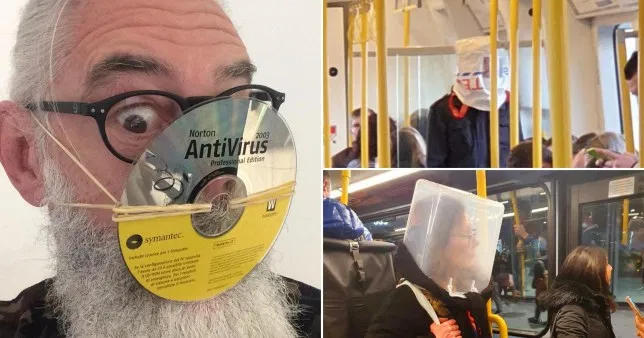 Bad British Mask Ideas